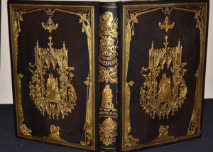 From the George and Linda Gleason Collection - Chateau de Saint Cloud Rare Books